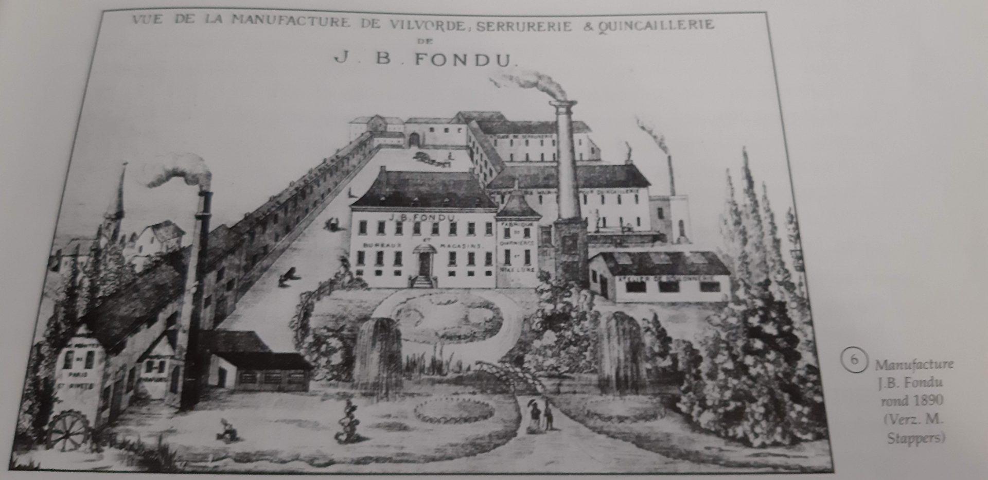 Mondiale was ooit de Fondu fabriek