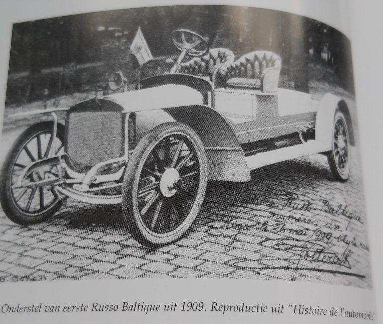 De Russo Baltique