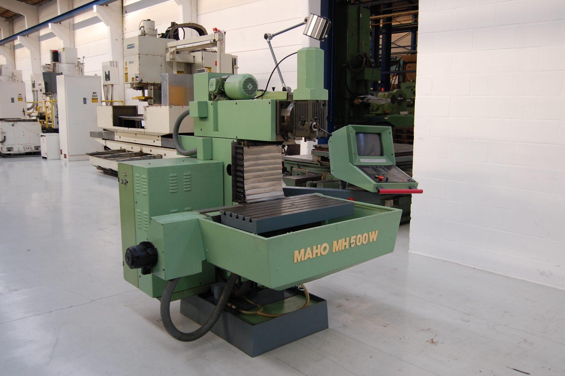 MAHO MH500W (12.017J1)
