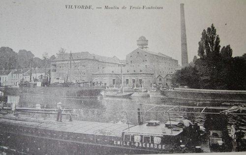 Vilvoorde in de 19de eeuw